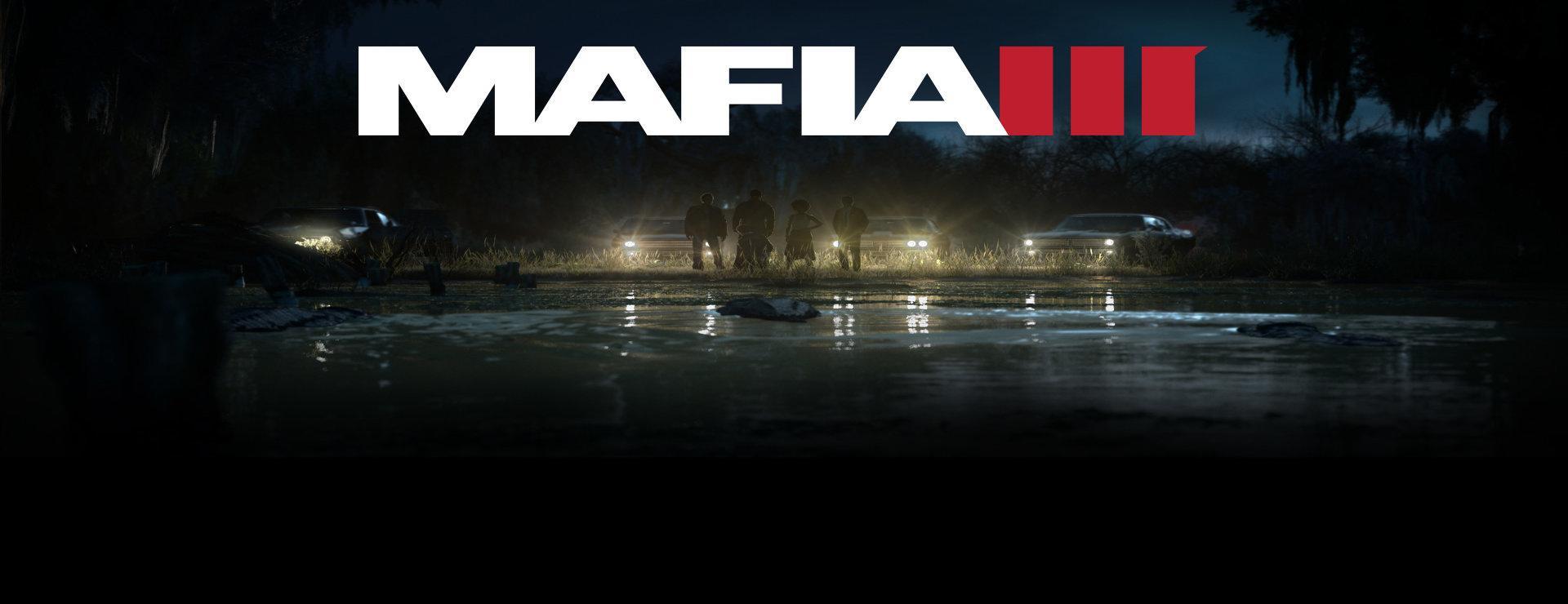 Mafia III & Family Kick Back DLC (PS4)