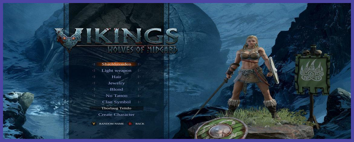 Vikings : Wolves of Midgard - Special Edition (PS4)