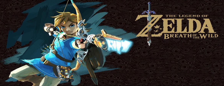 The Legend of Zelda: Breath of the Wild (Nintendo Switch, Wii U)