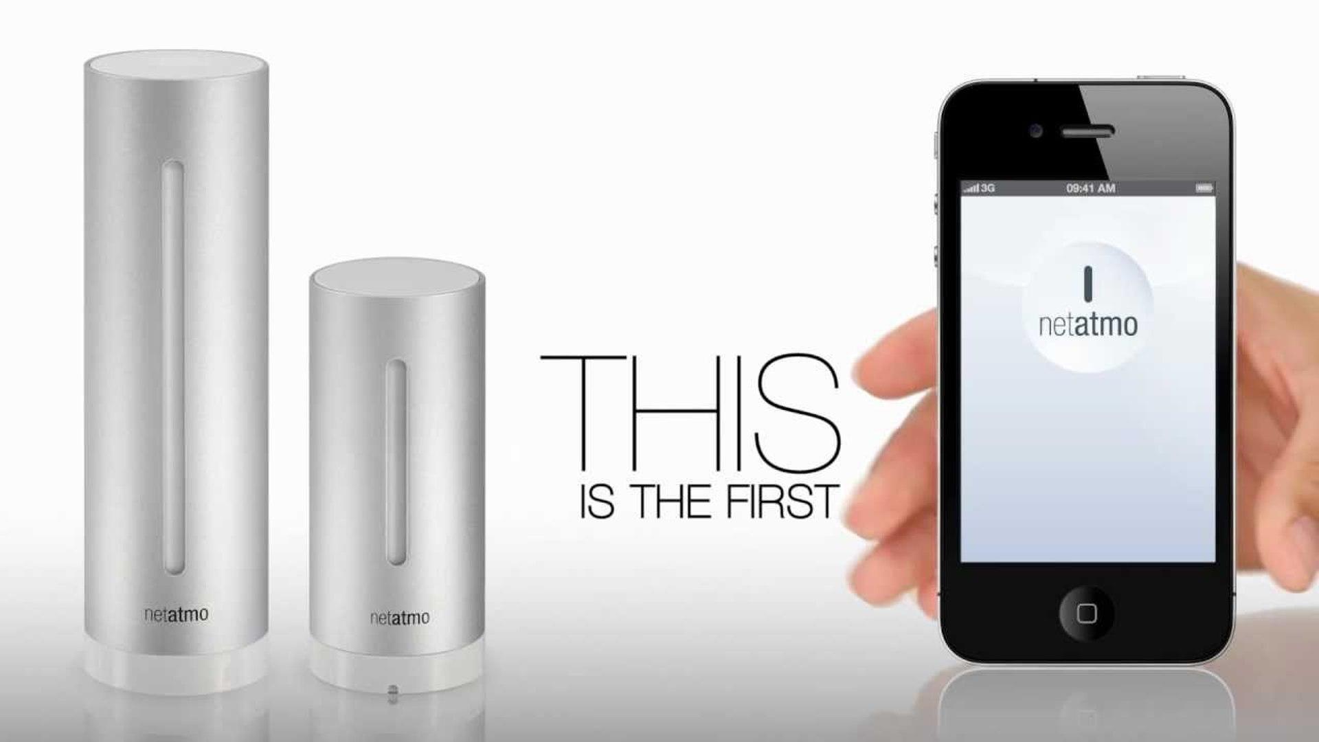 Netatmo Smart Home